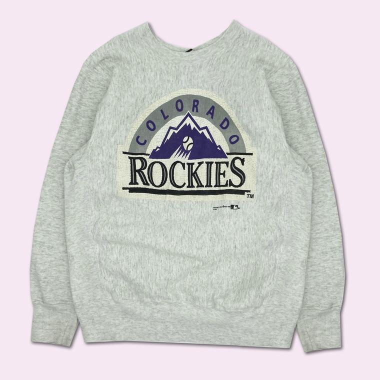 Vintage 1992 Colorado Rockies Crewneck