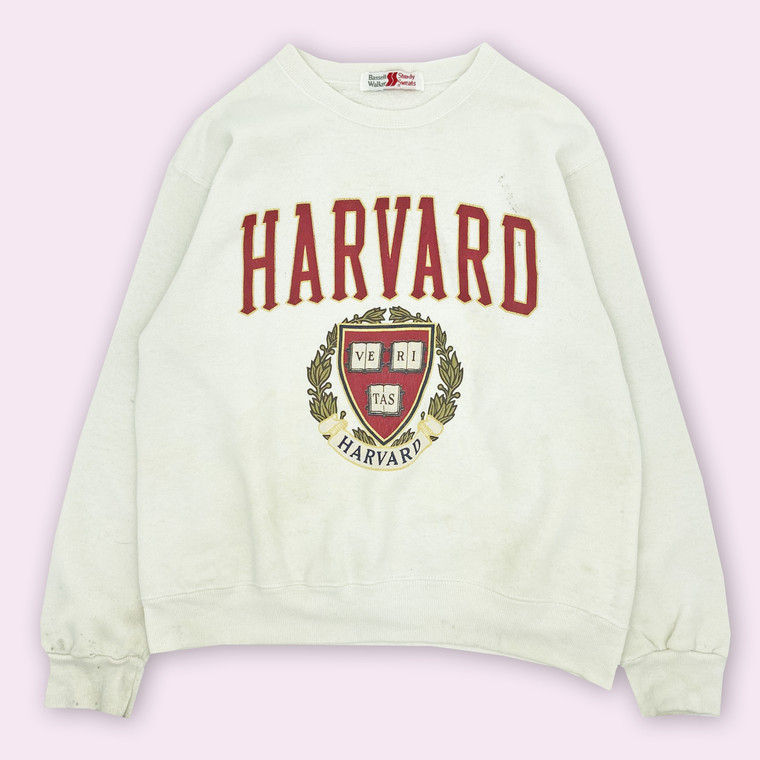 Vintage 90's Harvard University Crewneck