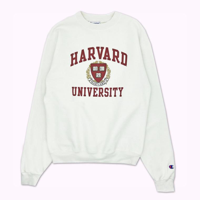 Vintage 90s Champion Harvard University Crewneck