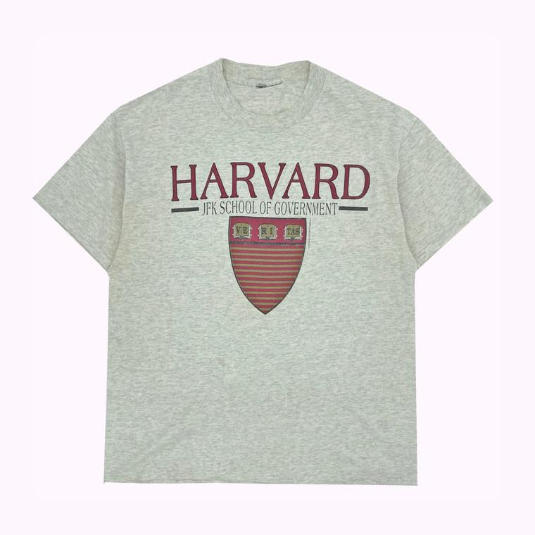 Vintage 1993 Harvard JFK School of Government T-Shirt