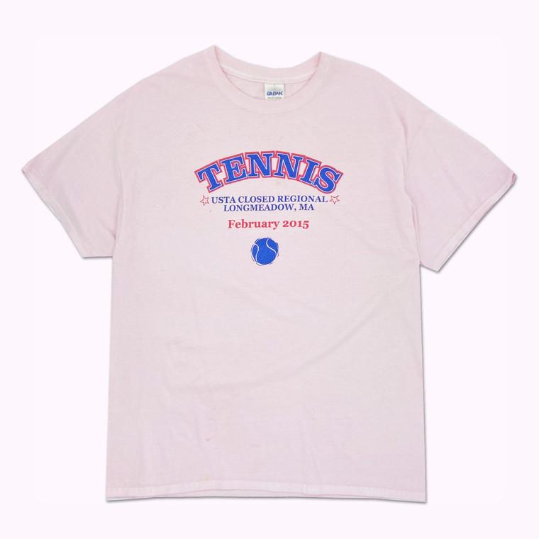 Vintage USTA TENNIS Longmeadow  Tournament T-Shirt
