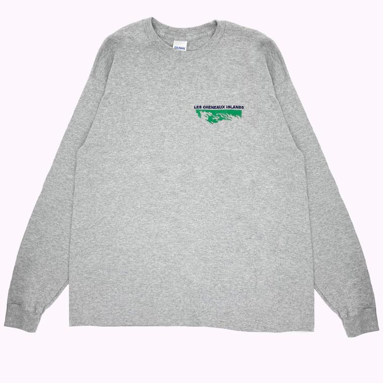 Vintage 90's Les Cheneaux Islands Long sleeve Shirt