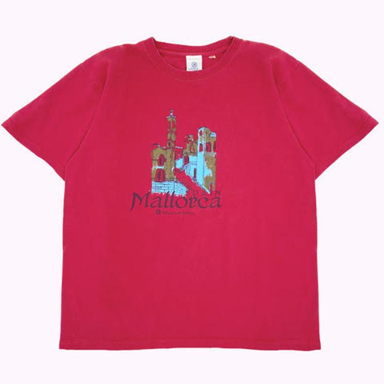 Vintage 90s Mallorca Spain T-Shirt