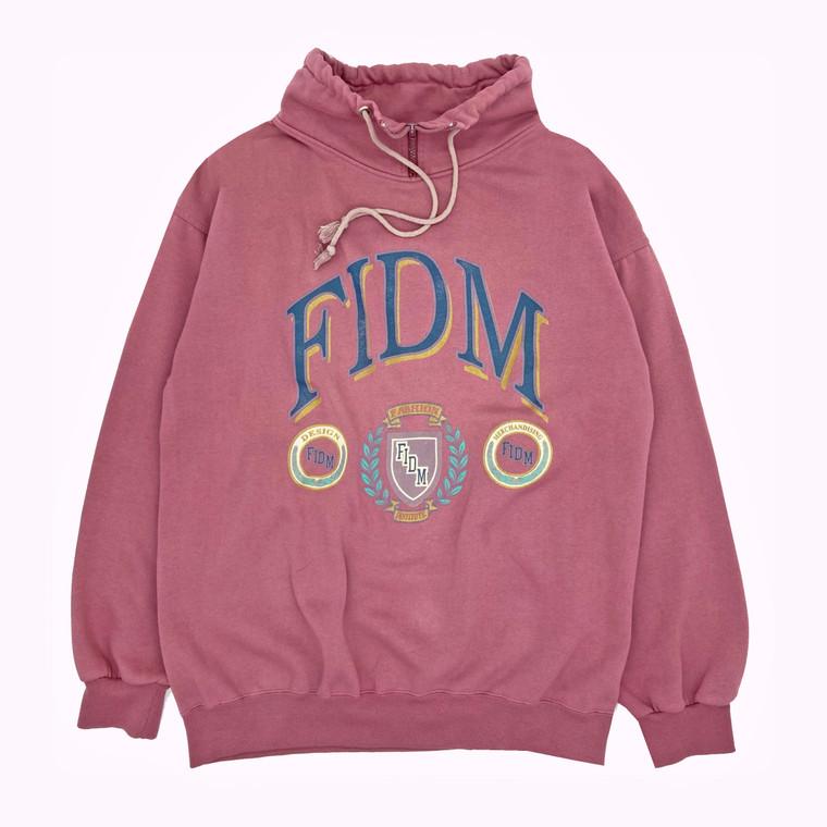 Vintage 90s FIDM Fashion Institute of Design and Merchandising Sweatshirt
