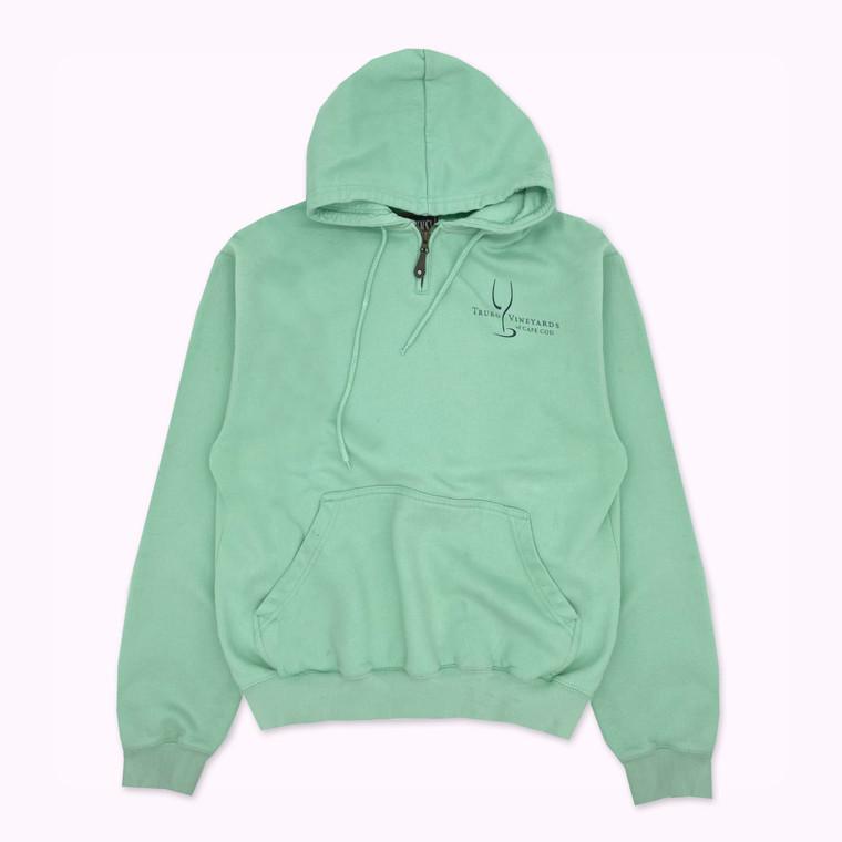 Vintage Truro Vineyards Cape Cod Hooded Sweatshirt