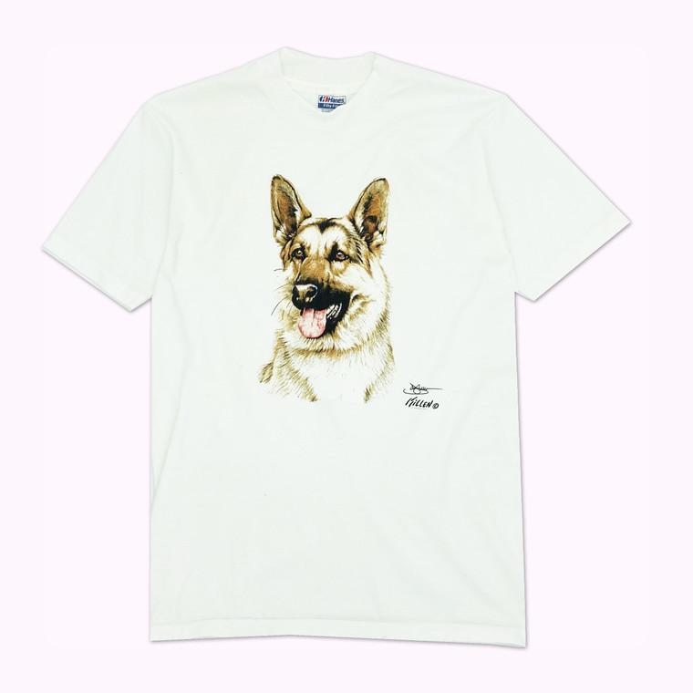 Vintage 90's German Shepard T-Shirt