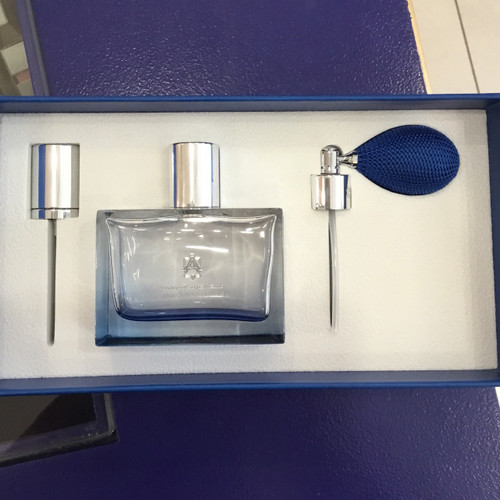 Blue Spray Bottle