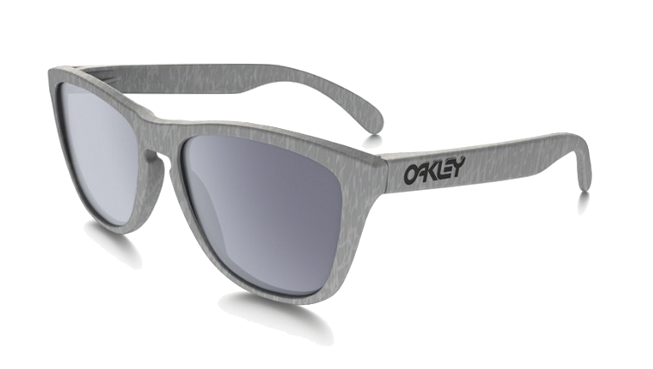 Oakley Frogskins Smoke Grey Sunglasses - Gear West Ski and Run a8c3b2d5b7