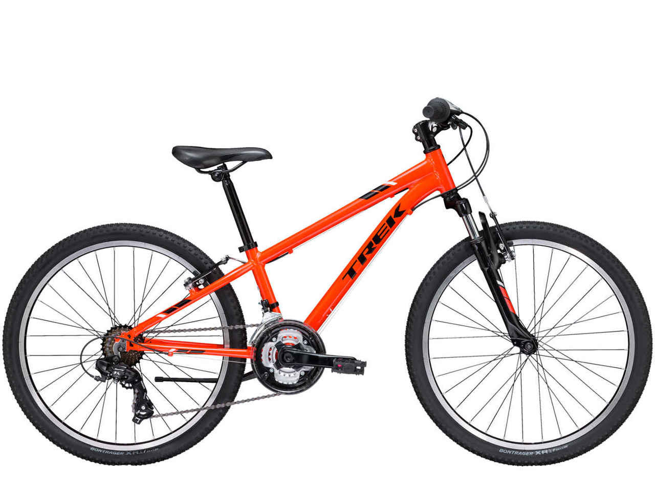 3cb9f010080 Trek Precaliber 24 21-speed Boy's Orange - Gear West Ski and Run