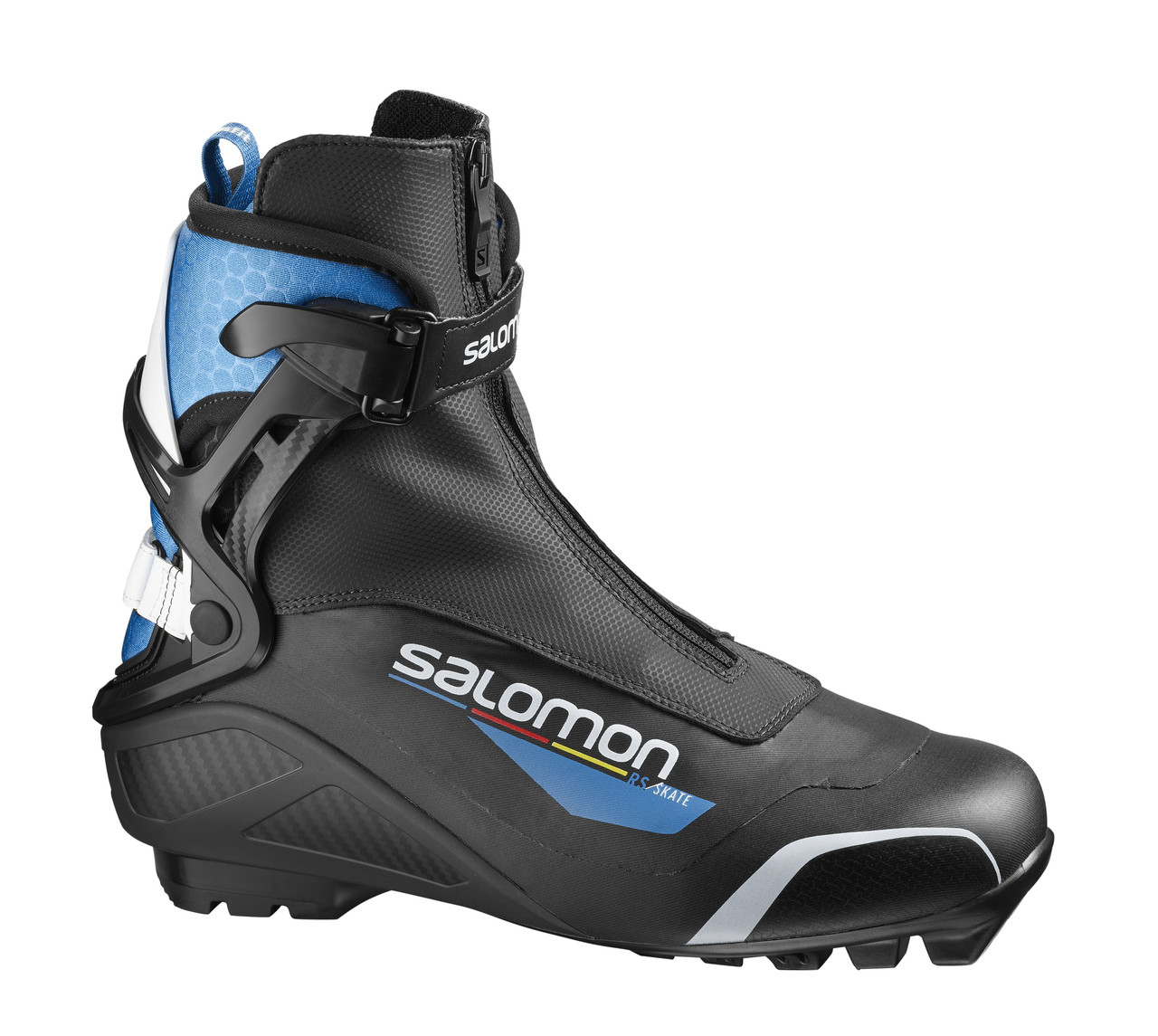 04dabf83d1 Salomon RS Pilot skate Boot 18 19 - Gear West Ski and Run