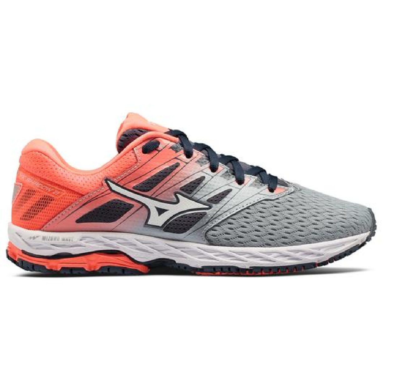 sneakers for cheap 15df1 5b5b5 Mizuno Women's Wave Shadow 2