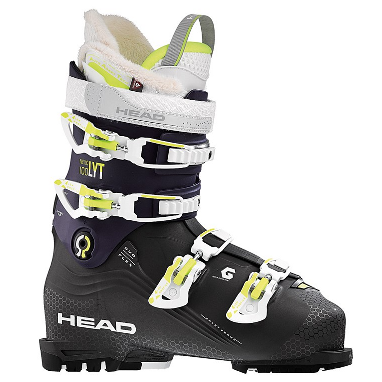 36ca92c1cd Head Women's Nexo Lyt 100 Ski Boot 2019
