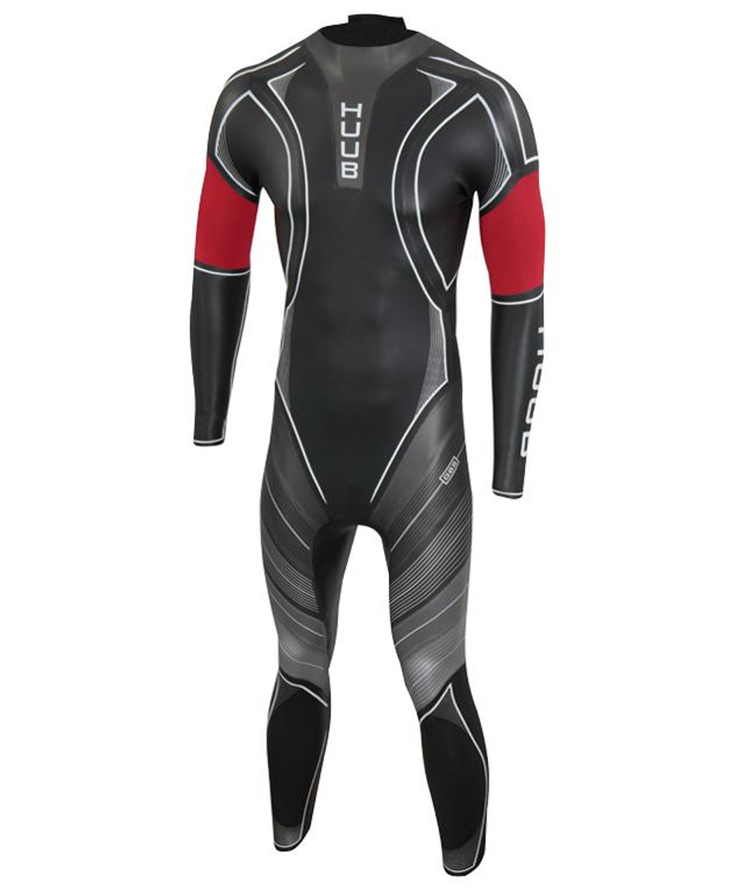 0502f84ed6e HUUB Archimedes 3 Full Wetsuit Mens - Gear West Ski and Run