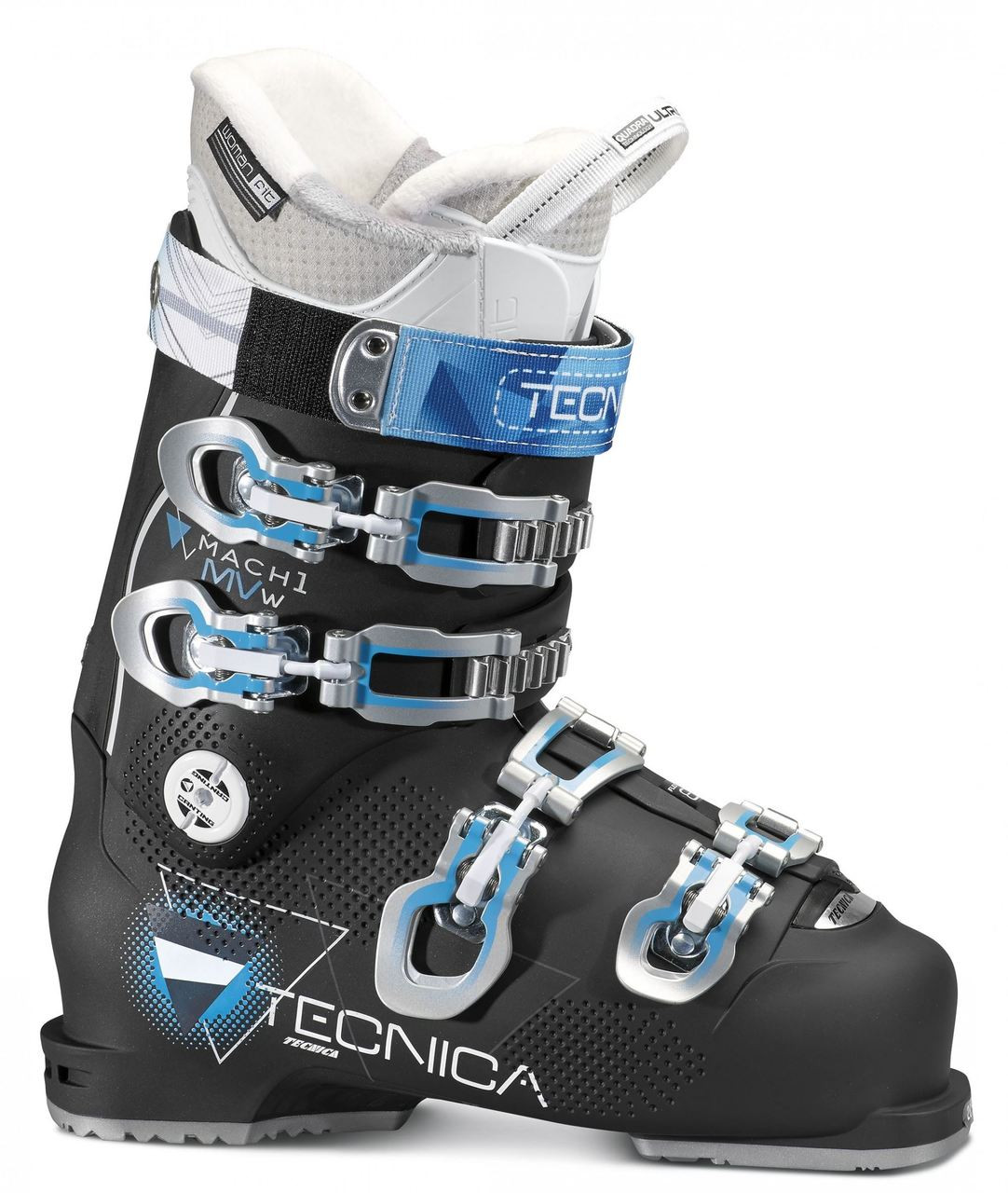 Tecnica Mach 1 85MV Womens Ski Boots 2017 - Gear West Ski and Run 0e0879543