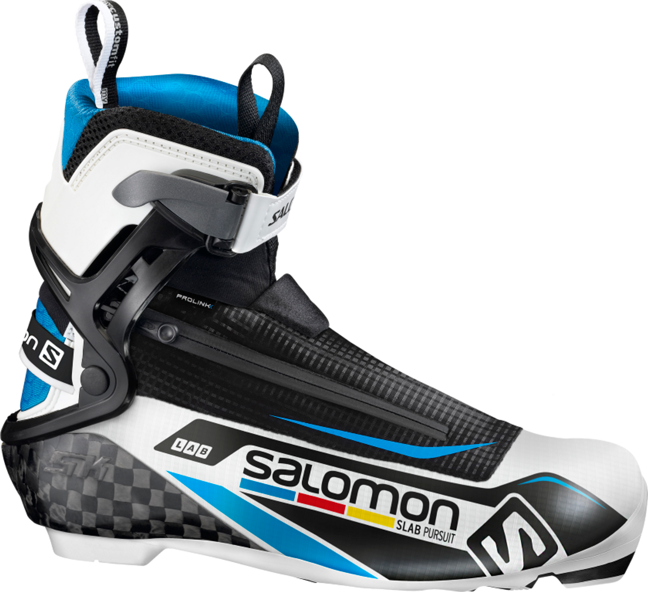 Salomon SLab Carbon Skate Boot Pilot Gear West Ski and Bike