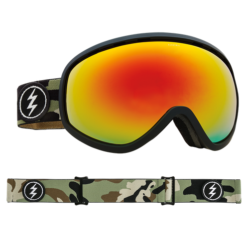 bc5a07dc49b1 Electric Masher Goggle 2018 - Gear West Ski and Run