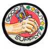 Iron on Patches- Hand