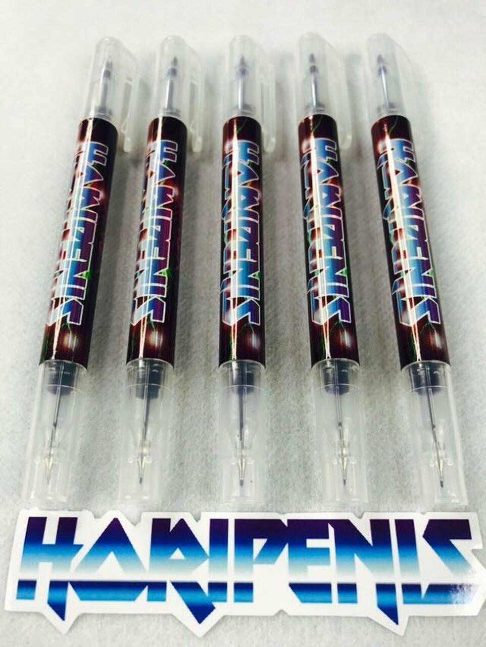 Horipenis 7pcs Tattoo Skin Stencil Marker Pack