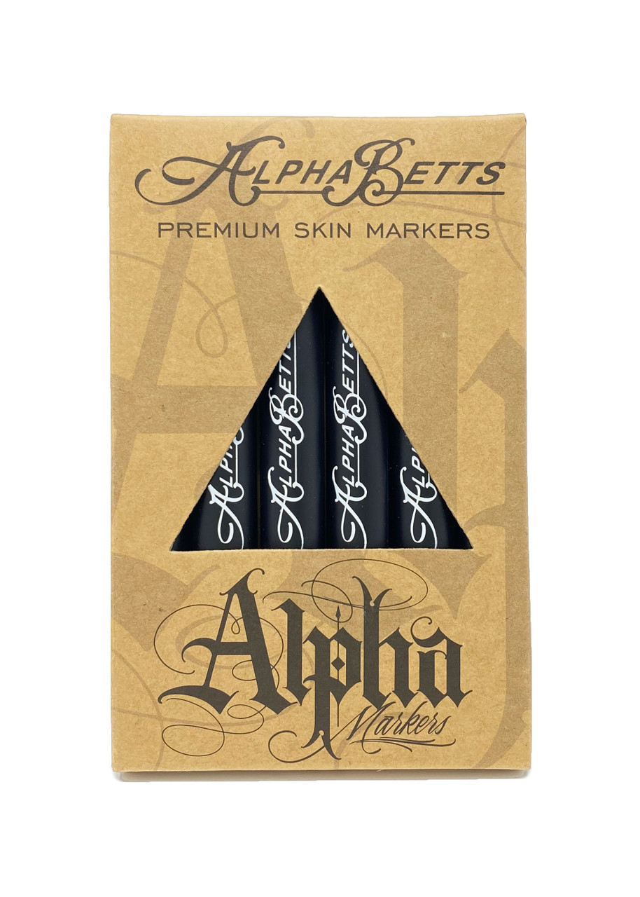 Alpha-Betts Markers