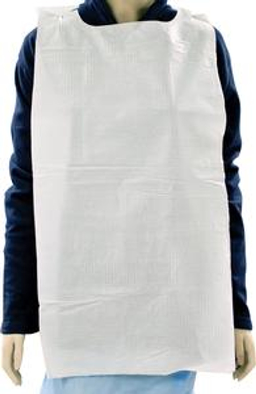 Aprons/ Dynarex- Individually Wrapped 100/box