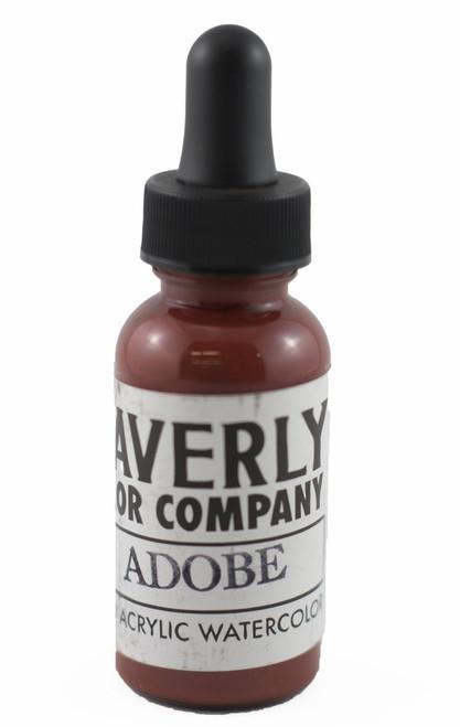 Waverly Liquid Acrylic Watercolor - Adobe