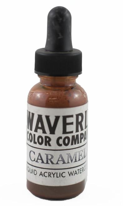 Waverly Liquid Acrylic Watercolor - Caramel
