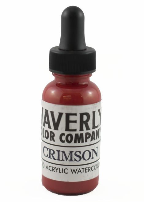 Waverly Liquid Acrylic Watercolor - Crimson
