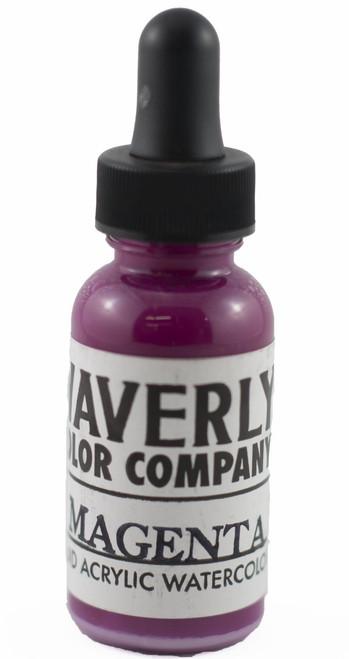 Waverly Liquid Acrylic Watercolor - Magenta