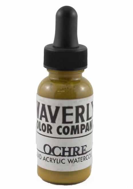 Waverly Liquid Acrylic Watercolor - Ochre