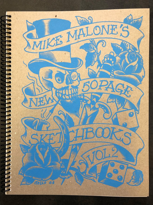 "Mike ""Rollo"" Malone - Sketchbook Vol. 2"