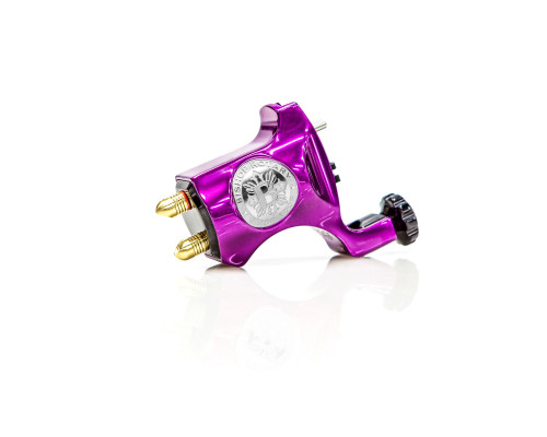 Bishop V6 Clip Cord Rotary- Purple 3.5 Stroke