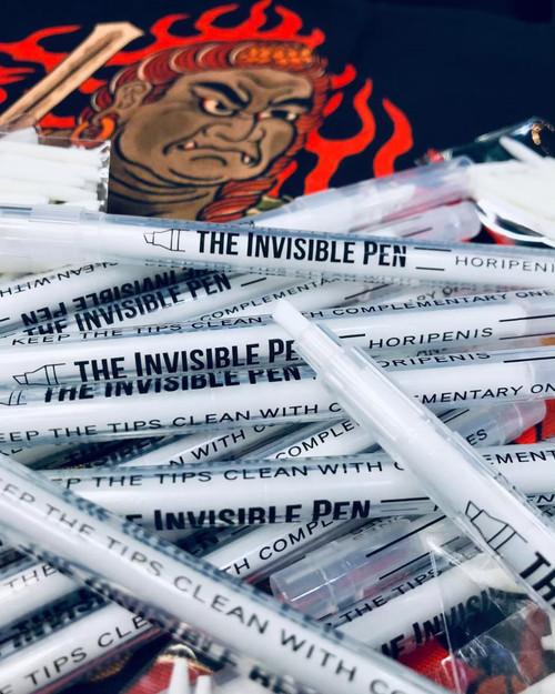 Horipenis- The Invisible Pen Eraser