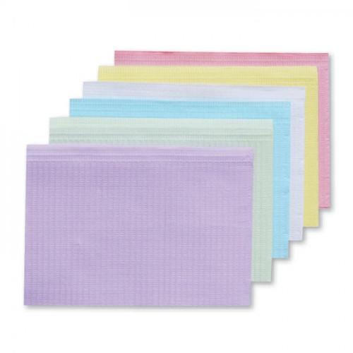 CHEETA Bibs, 2-Ply Paper w. 1-Ply Poly Backing