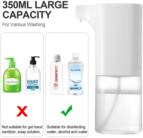Automatic Alcohol Hand Sanitizer Dispenser- 350ml