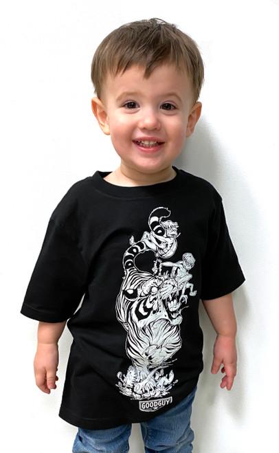 James Tex Kappa and Tiger Kids Shirts