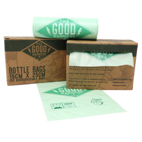 Good Biodegradable Bottle Bags
