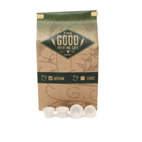 Good Biodegradable Ink Caps Medium and Large