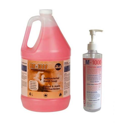 BM-1000 Antibacterial Hand Soap | 4L