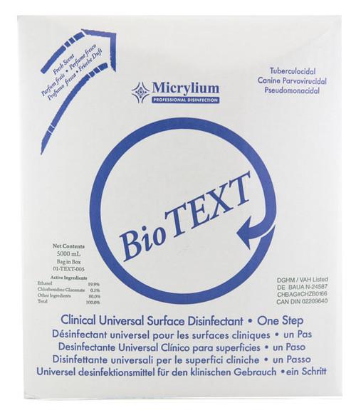 BioText 5L Bag in Box