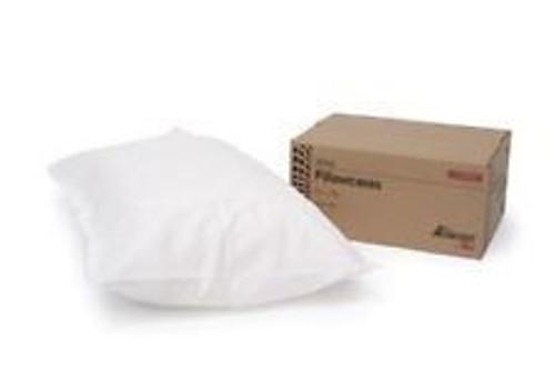 """Pillowcase, Tissue/ Poly, 21"""" x 30"""", White, 100/cs"""