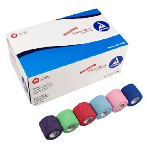 Dynarex Sensi-Wrap Self Adherent Tape