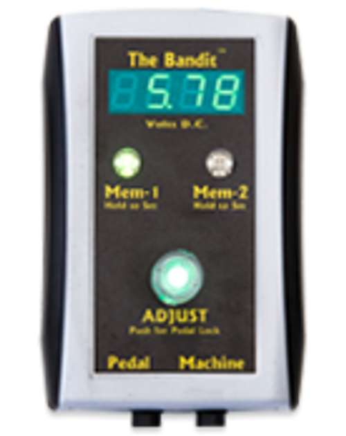 THE BANDIT DC POWER SUPPLY
