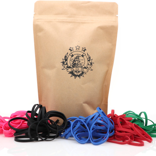 Thick Rubber Bands 500/Bag