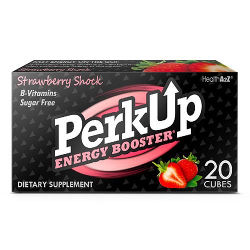 PerkUp Energy Booster (Strawberry Shock, 20)