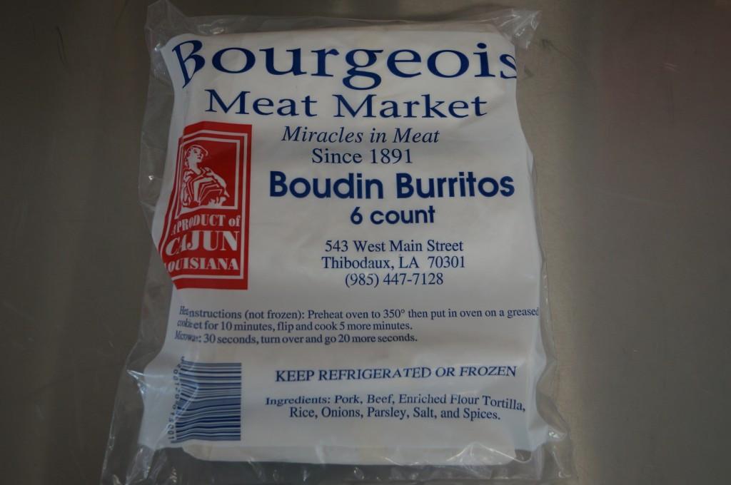 Boudin Burrito