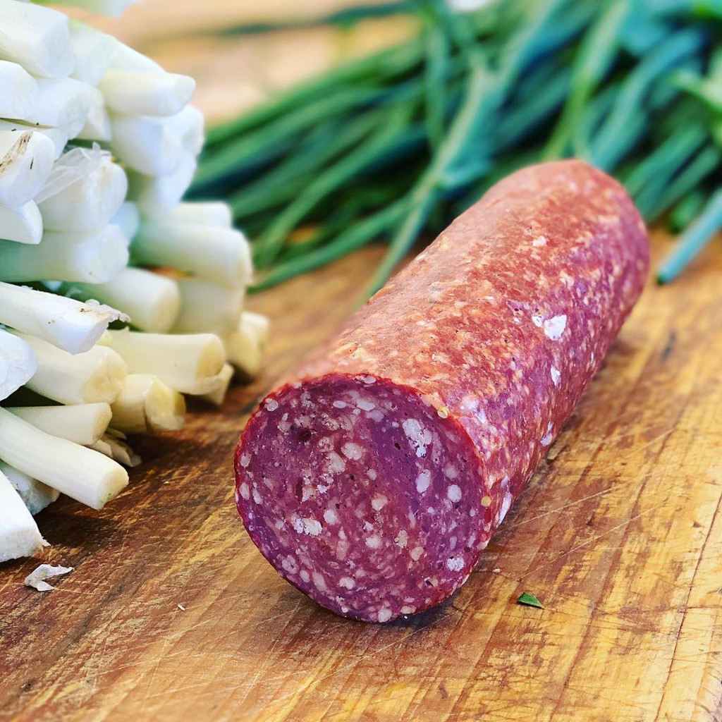 Bourgeois Summer Sausage - regular