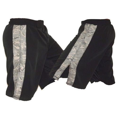 ABU Stripe Fight Shorts