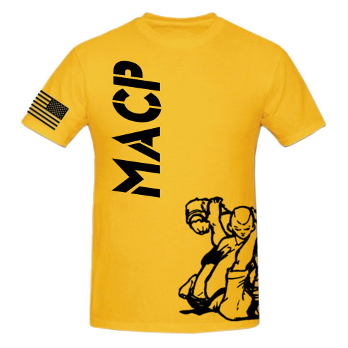 MACP Gold Fight Shirt