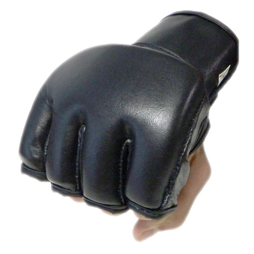 MACP Black Fight Gloves 4oz