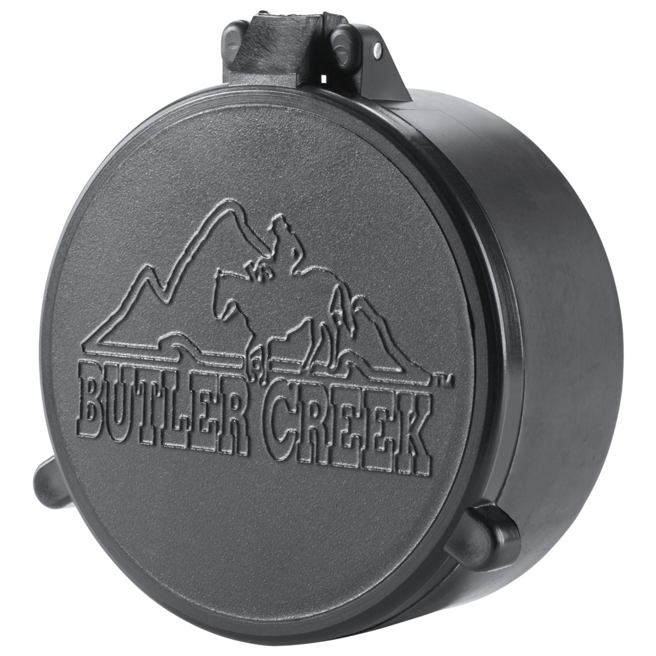 2062ad1ce76a3 Multiflex Flip-Open Scope Cover - Objective Lens - Butler Creek